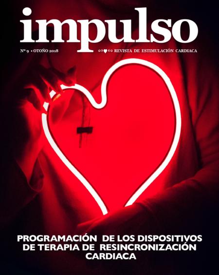 Número 9: Monográfico sobre programación de los dispositivos de terapia de resincronización cardiaca
